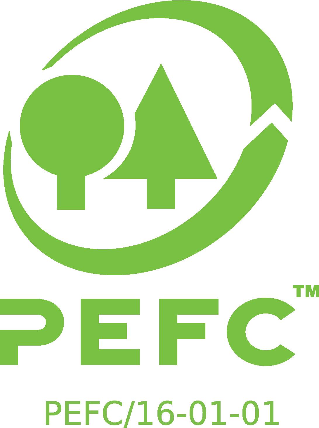 PEFC логотип